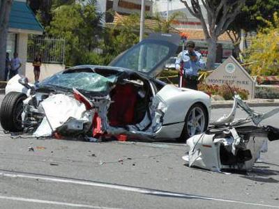 【熱門話題】Hyundai酒駕撞上 Ferrari 458 Italia超級跑車,無辜中國籍駕駛重傷不治!