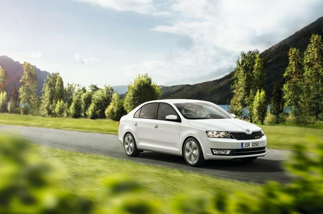 歡慶ŠKODA全球四月銷售再創紀錄 歐洲進口掀背房車Rapid降幅十萬 全台限量99名