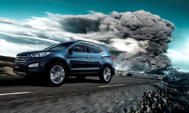 HYUNDAI Santa Fe再添大獎,榮獲紐西蘭年度最佳四輪驅動SUV