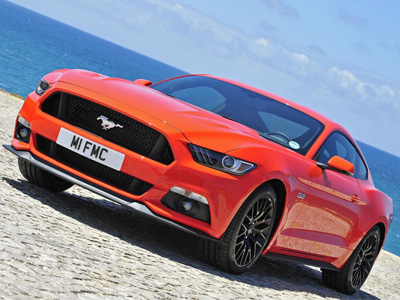 Ford Mustang美國經典跑車在歐洲大賣,30秒突破500張訂單!