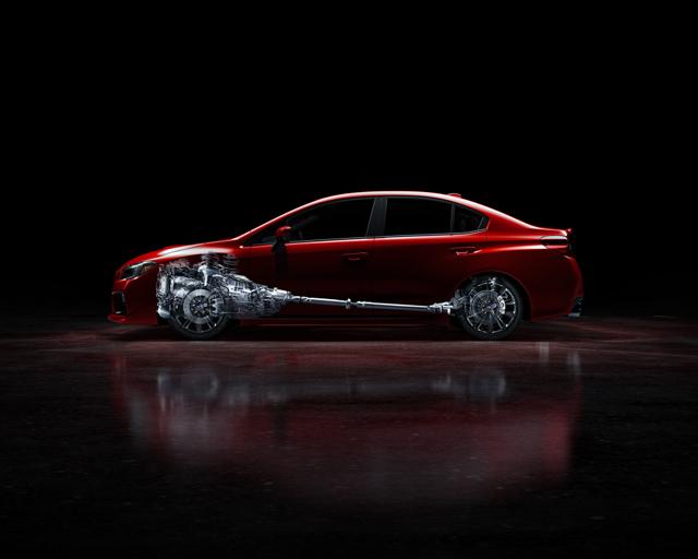 SUBARU WRX 和WRX STI銷售突破百輛 並雙雙榮獲美國IIHS 2014 Top Safety Pick最佳安全車款