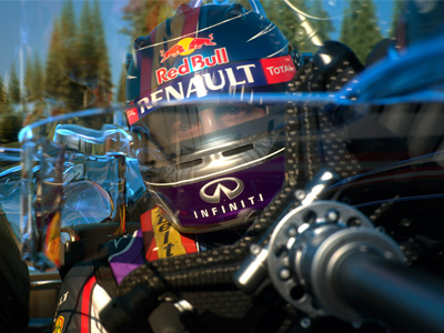 F1車手 Sebastian Vettel 與 Daniel Ricciardo帶您跑一圈 Red Bull Ring賽道!