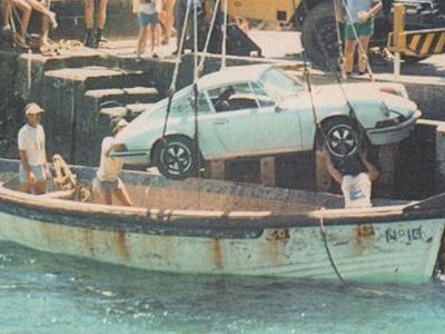 【熱門話題】釣魚釣到保時捷911?太幸運了吧!