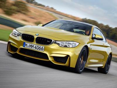 紐伯林突破單圈記錄,BMW M4比前輩 M3 Coupe快了13秒!