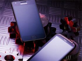 雙核Android手機:HTC Sensation 對決 Samsung Galaxy S II