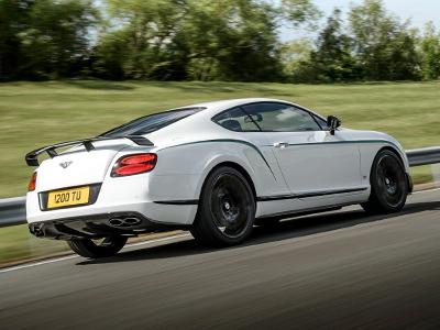 580匹馬力 BENTLEY Continental GT3-R問世,全球限量300台!