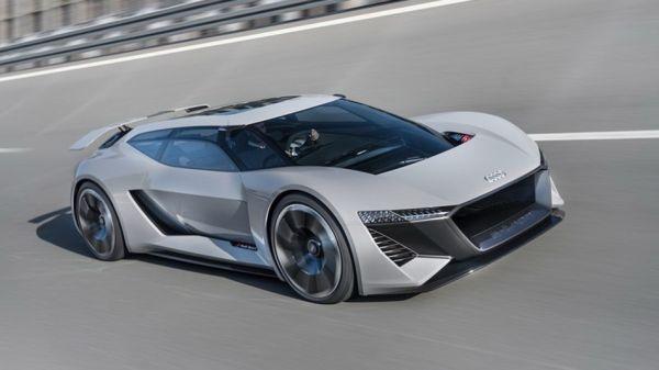 Audi電動概念超跑準備量產,PB18 e-tron馬力764hp、兩秒破百,珍稀限量50台!