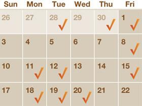 股曆 Guli:除權息旺季,iPhone 幫你記錄重要日子