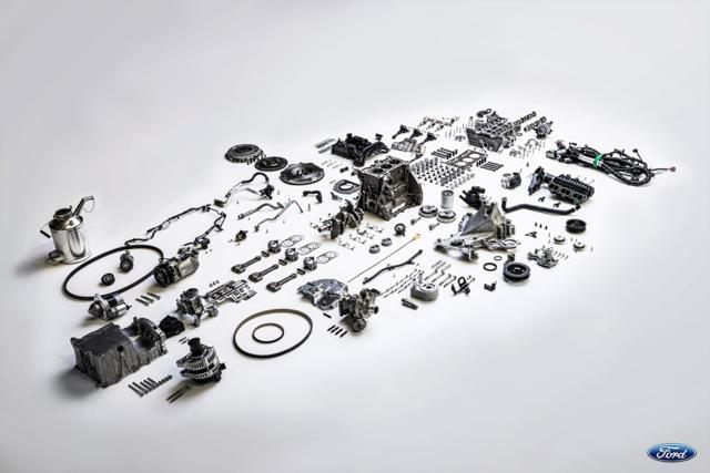 Ford EcoBoost 1.0獲「年度最佳引擎、Interbrand最綠品牌」 雙冠榮銜