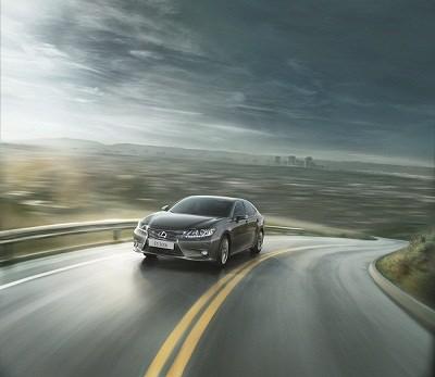 高級綠能車款領導品牌LEXUS擴大領先業界 多款車型均榮獲環保標章認證