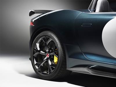 限量250部 Jaguar F-TYPE Project 7跑車,碳纖鈑件與5.0升V8機械增壓引擎!