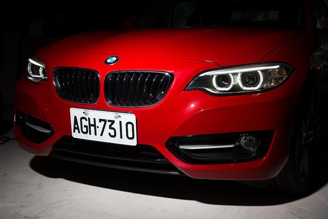 Born To Be A Star天生巨星:BMW 220i Sport
