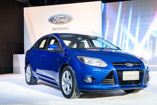 60萬級距全新進化Ford Focus:超越你對配備升級的期待