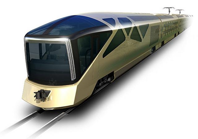 法拉利設計師操刀、地表最奢華火車JR-East Cruise Train