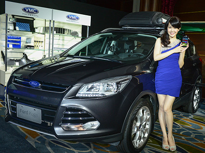 Ford於台灣成立首座「原廠特仕中心」,My Ford Service App服務軟體服務上線!