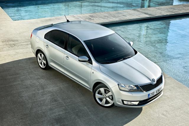 ŠKODA上半年全球銷量創歷史新高 推出ŠKODA Rapid震撼車壇價79.9萬