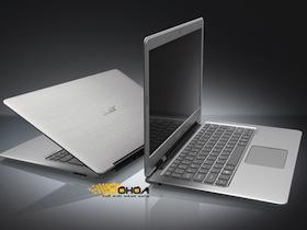 Acer Aspire 3951 超輕薄筆電曝光,向 MacBook Air 致敬
