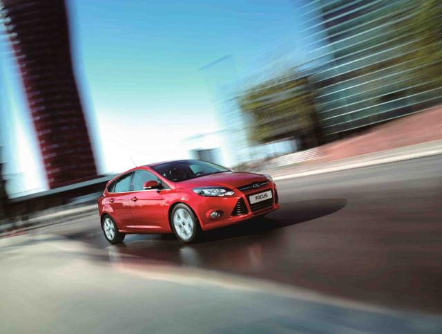 Ford Focus於 70萬級距 技冠群雄 七月份銷量攀升11%