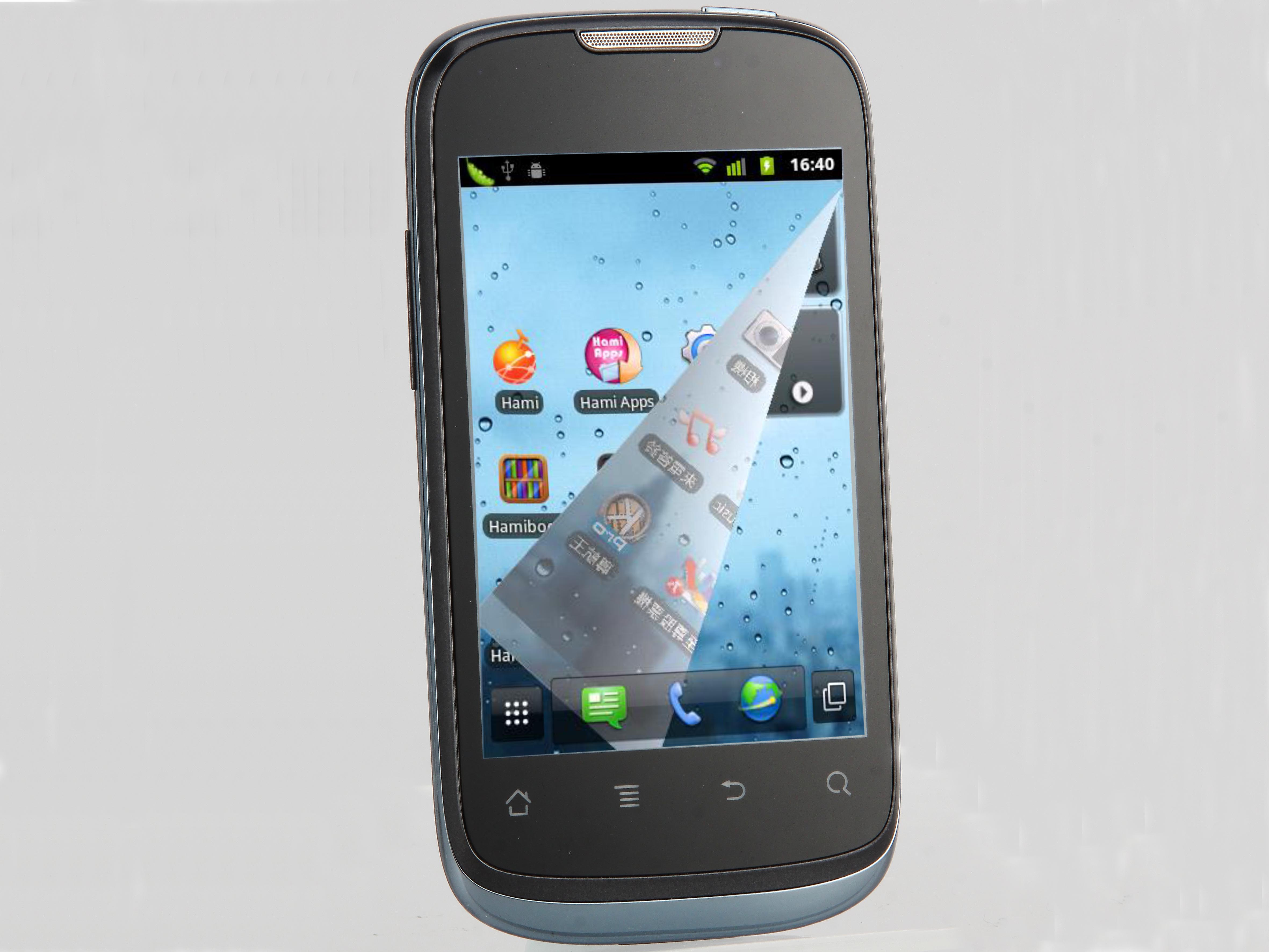 Huawei U8650 測試:全新客製化介面的平價 Android 手機