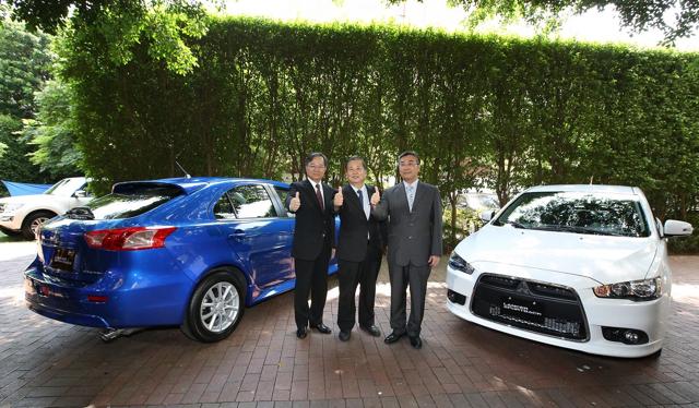 MITSUBISHI日本原裝進口車LANCER SPORTBACK及PAJERO全新年式上市
