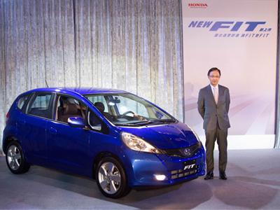 小車新價值  Honda FIT改款上市