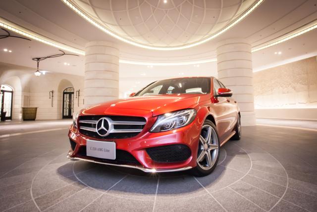 Mercedes-Benz 九月限定車款享專屬優惠 全新 C-Class 推出優惠便捷套件