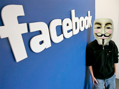 臉書末日?駭客團體 Anonymous 將在11月5日攻擊臉書