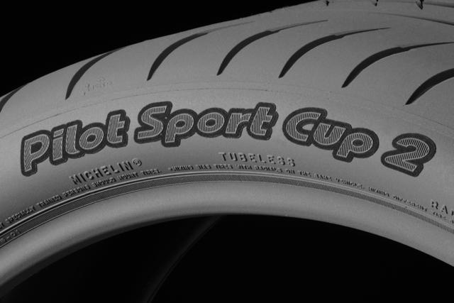 全新MICHELIN Pilot Sport Cup 2頂級競技胎正式在台上市