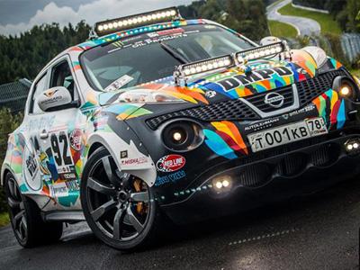看完這輛 Nissan Juke R的紐伯林賽道影片後,你就不會再取笑它了!