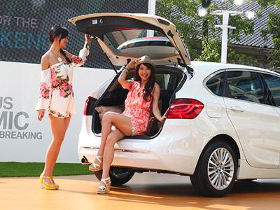 首輛前輪驅動 BMW車款-2系列 Active Tourer正式在台上市!