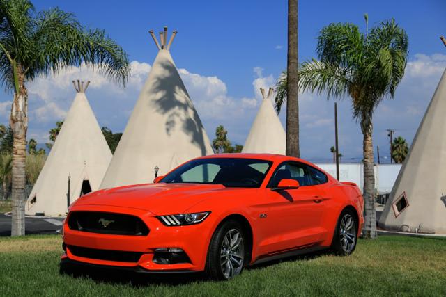 全新世代Ford Mustang體現科技的結晶!經典美國名駒奔騰問世