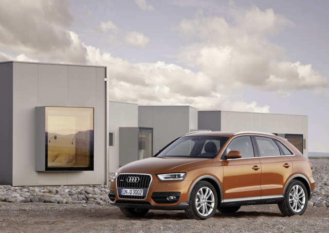 Audi 八月銷售創新高、成長幅度躍德國三大豪華品牌之冠!