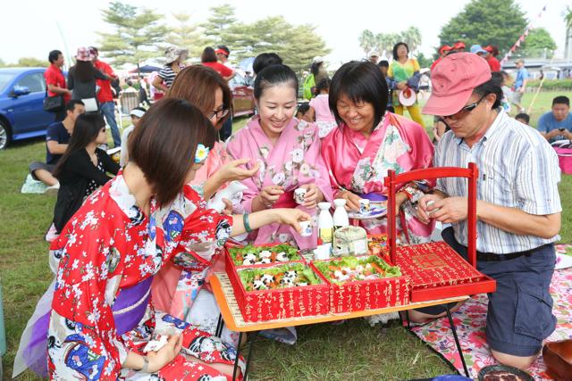 中華三菱野餐音樂匯萬人大集合:異國主題野餐、韋禮安、徐佳瑩草地開唱同享歡樂時光