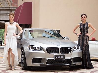 慶祝30週年,600匹馬力 BMW M5 30 Jahre三十週年紀念版限量轎跑在台上市!BMW M5 Competition Package同步亮相!