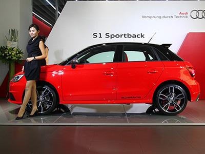 Audi S1 Sportback入門高性能迷你鋼砲正式登陸!熱血六速手排!