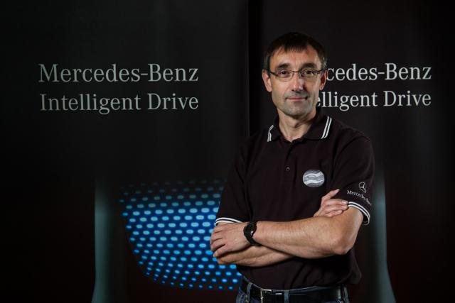 Mercedes-Benz 揭開自動化駕駛創新技術 明日世界盡在眼前