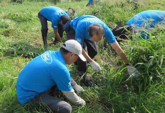 飲水思源  福特六和深耕在地永續發展
