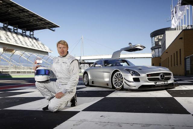 AMG 風暴襲台 F1兩屆世界冠軍 Mika Häkkinen 首度訪台