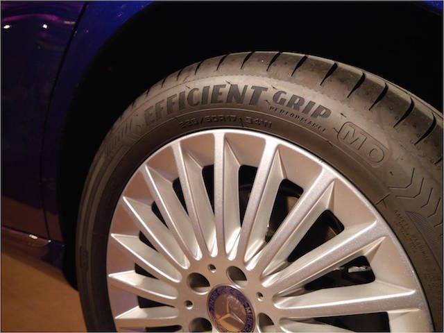 特異中大型豪華房車專用輪胎:Eagle EfficientGrip Performance 全新隆重上市!