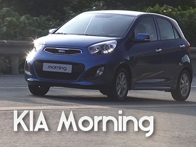 2014 KIA morning 試駕:高CP值都會小車