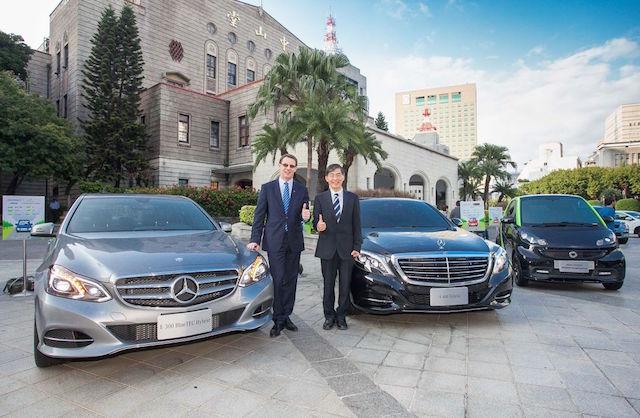 Mercedes-Benz節能科技再創低碳排放新標