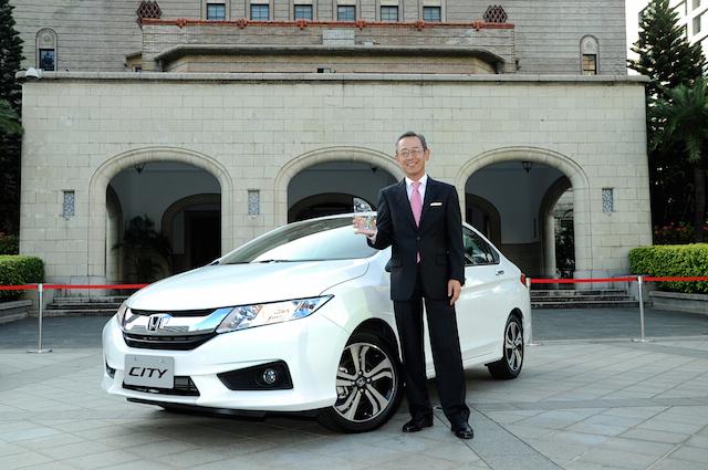 Honda Taiwan減碳績效卓越!榮獲環保署授獎
