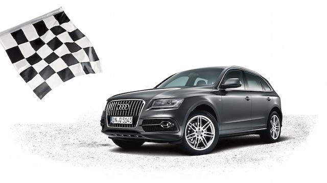 台灣奧迪推出Audi Q5 S line Edition特仕車款