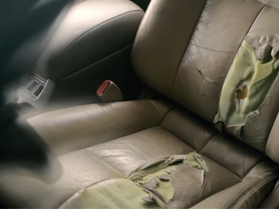只要賣車影片人氣夠高,18年的破舊 Nissan Maxima也能讓原廠買回去!