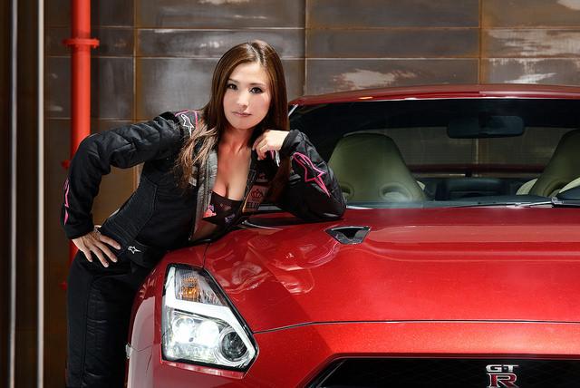 To The Limit!拉力女戰神-沈佳穎 × Nissan GT-R