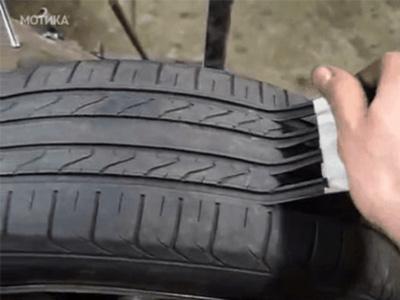看看再生胎復刻高手如何將老舊輪胎還魂!真的在拿性命開玩笑!
