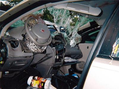 冤枉十年的殺人罪名終於被撤銷,GM汽車差點毀了她的一生!
