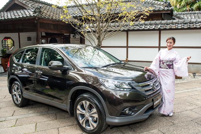 Honda CR-V安全旗艦特仕車上市!全車系試乘月月好禮、入主領牌再享溫泉渡假雙人行
