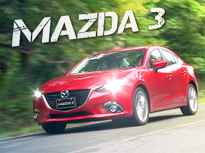 2014 Mazda 3試駕:操駕樂趣最大化、全套Skyactiv、變身進口貨!