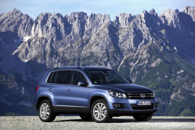 人生最接近Tiguan的一刻!Volkswagen 年終驚喜專案限量搶購中